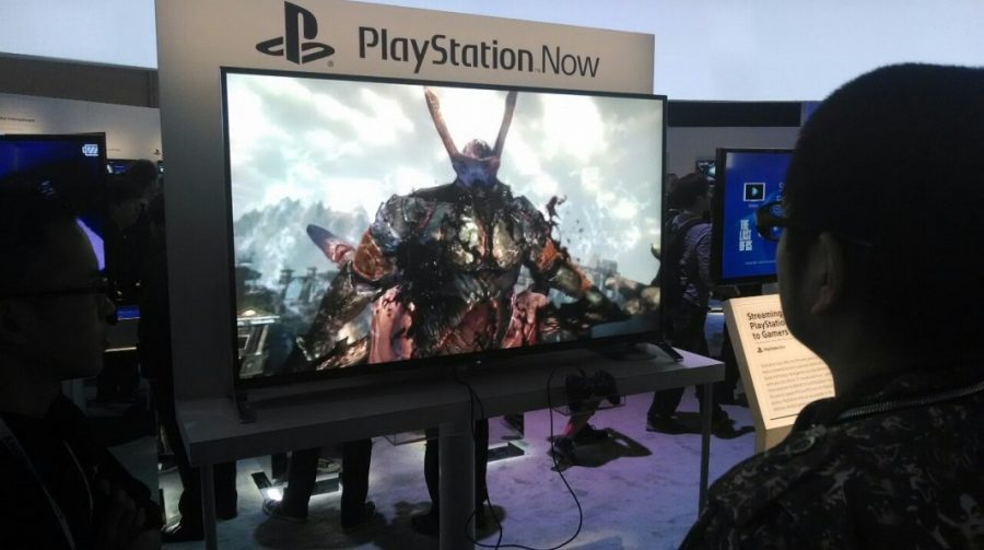 PlayStation Now vai chegar as TV's Samsung