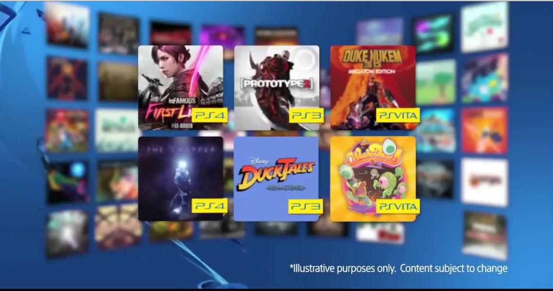 PlayStation Plus Janeiro 2015
