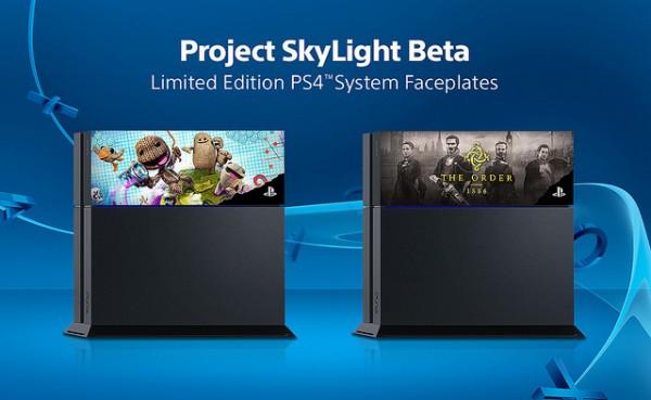 Personalize seu PS4 com o Project Skylight da Sony