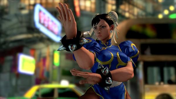 Trailer dublado e gameplay do Street Fighter V para PS4
