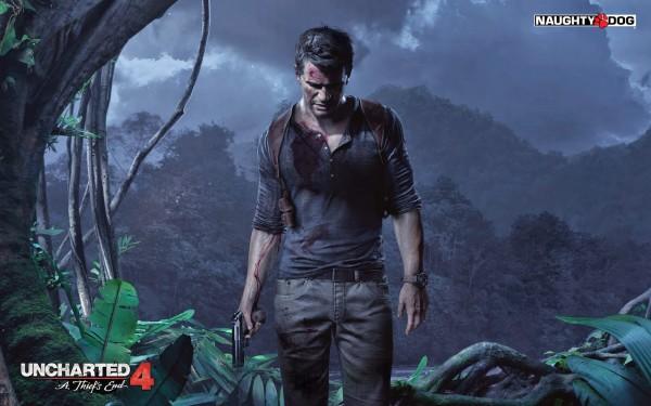 Gameplay espetacular de Uncharted 4: A Thief's End