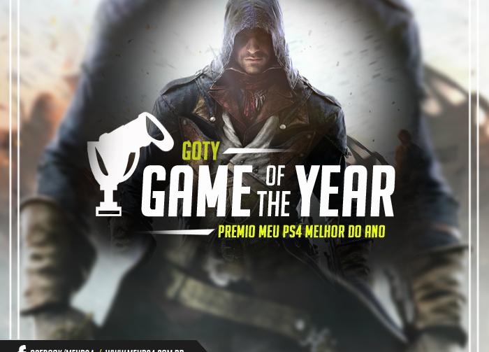 Vote: Os melhores jogos de 2014