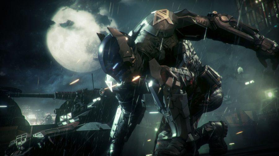 Novo trailer explosivo de Batman: Arkham Knight