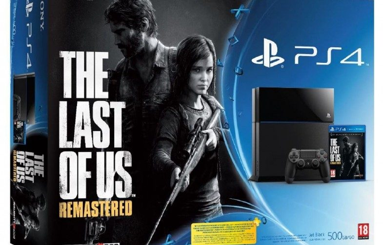 PS4 virá com The Last of Us Remastered grátis