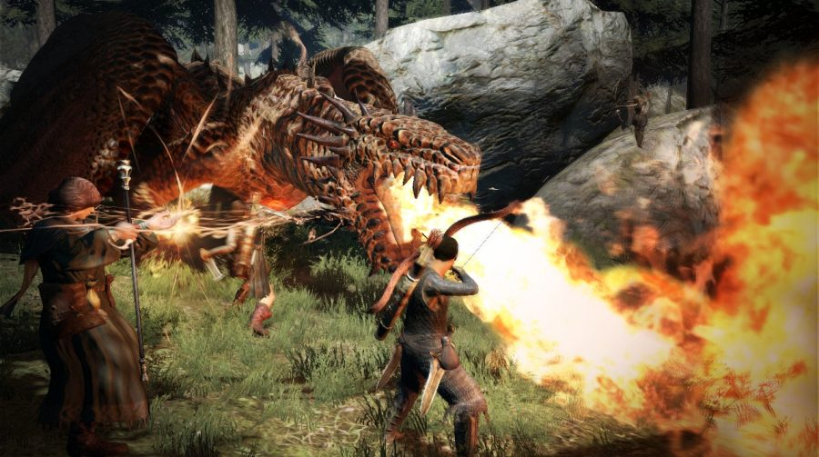 Dragon's Dogma Online é anunciado