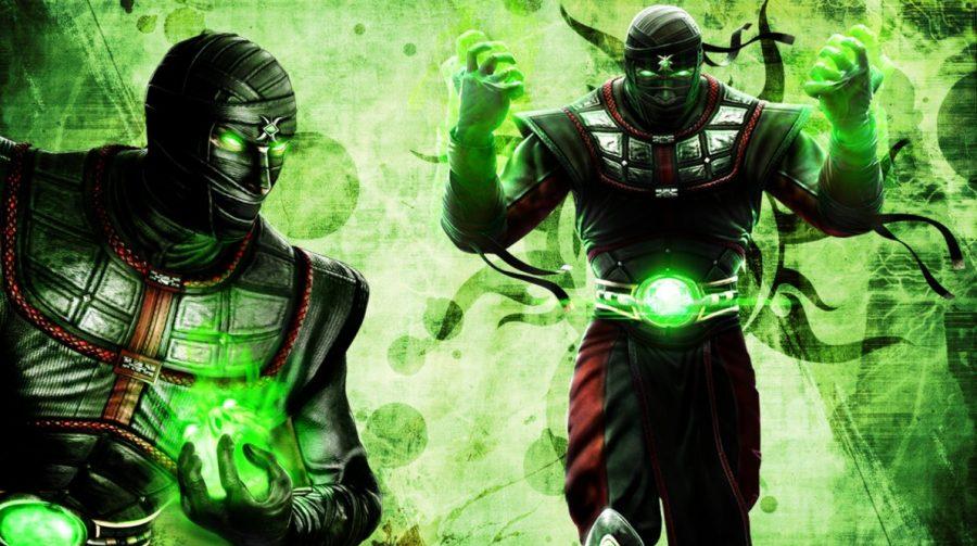 Ermac é revelado em Mortal Kombat X