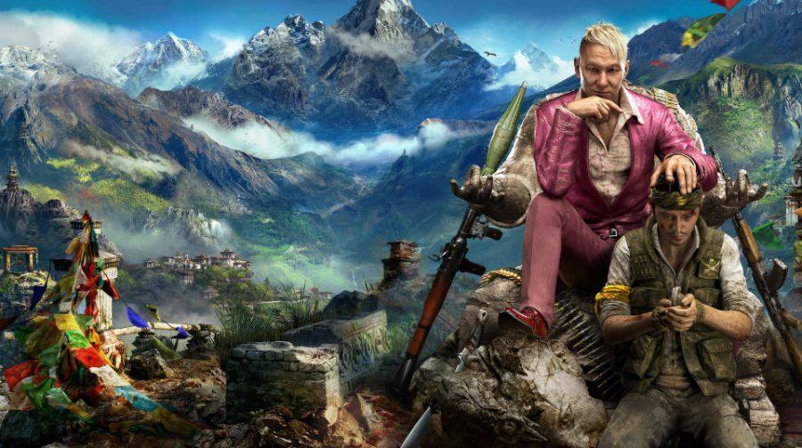 Far Cry 4 vende 300 mil cópias no Brasil