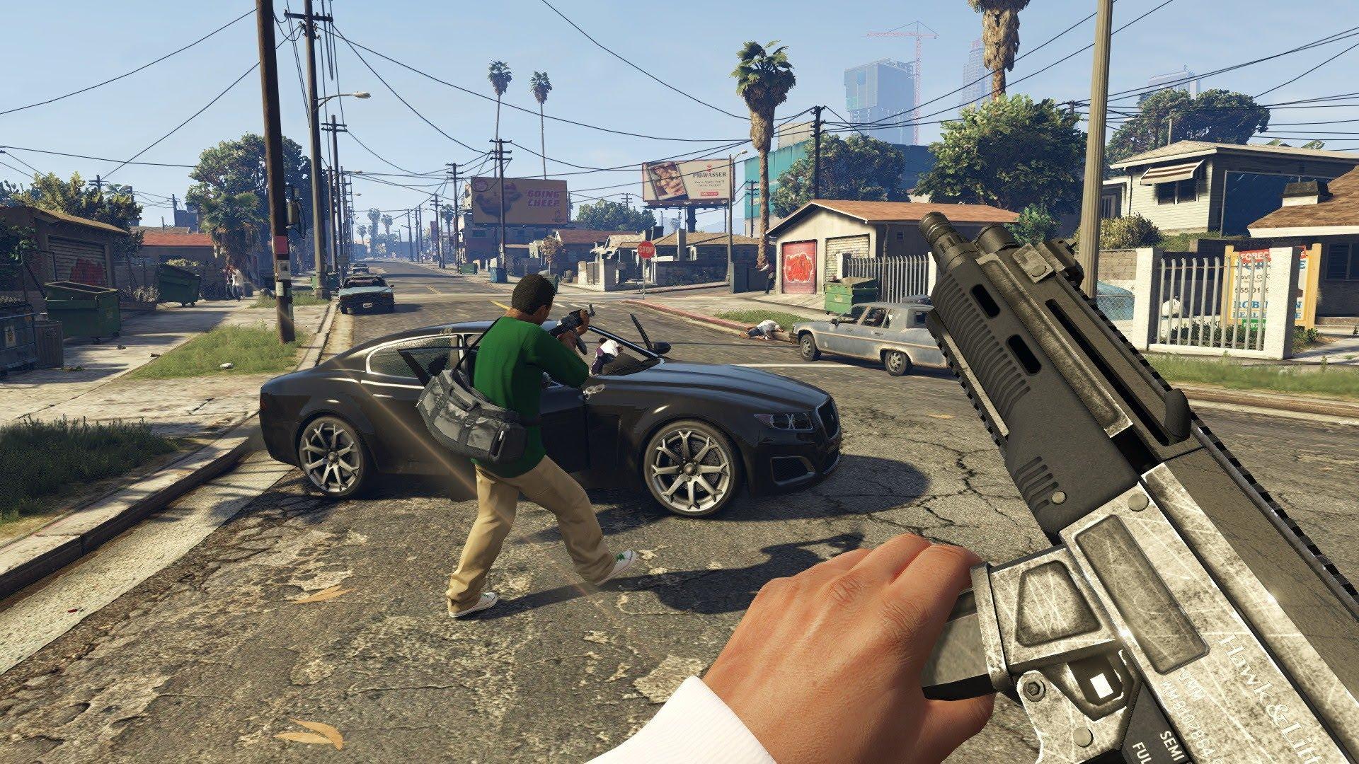 Rockstar Games Gta 5 Download Free
