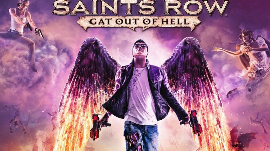 Saints Row: Gat out of Hell recebe trailer de lançamento