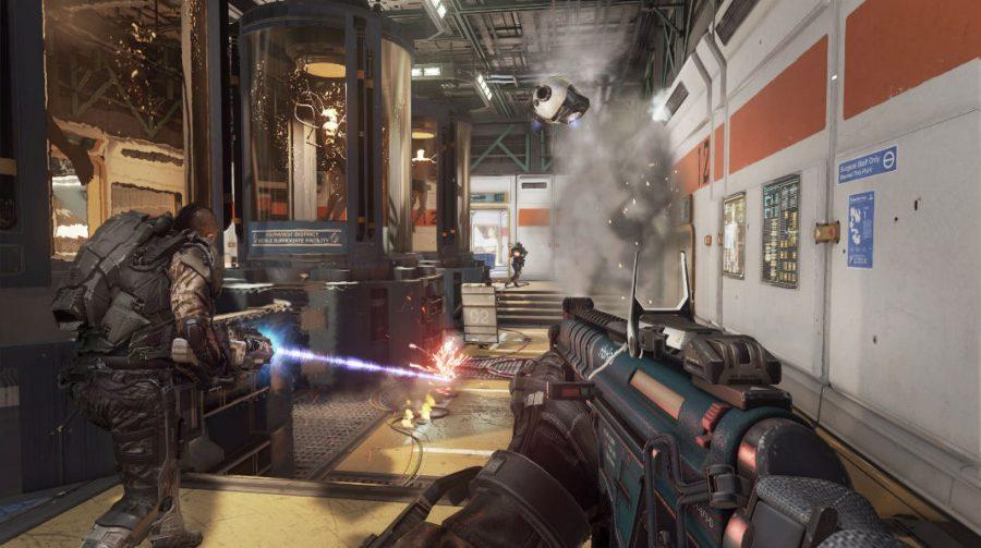 Divulgado trailer da primeira DLC de Advanced Warfare