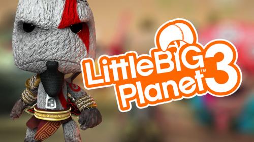 Little Big Planet 3 faria você esquecer o Crash Bandicoot?