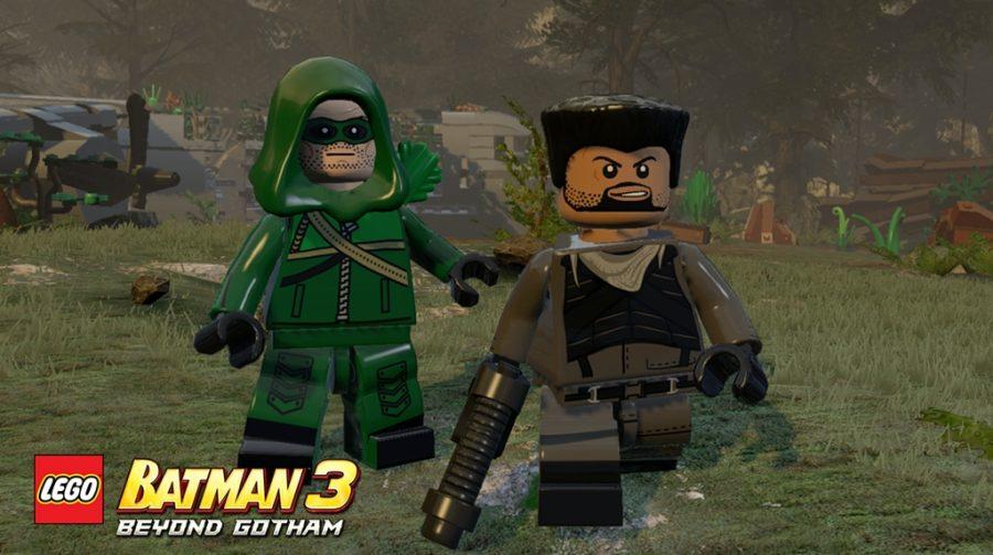 Arrow vai chegar LEGO Batman 3: Beyond Gotham