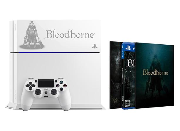 Bundle especial do PS4 + Bloodborne vai ser lançado no Japão