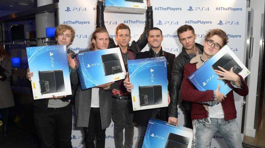 PS4 foi o console mais vendido de 2014
