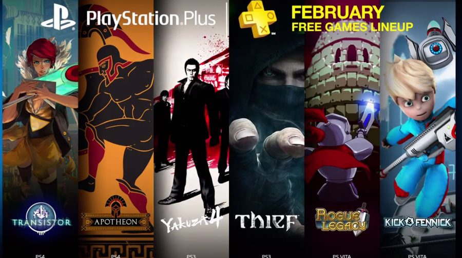 [Oficial]PlayStation Plus Fevereiro de 2015