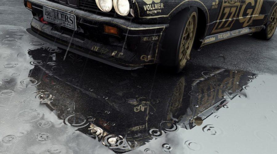 Efeitos climáticos: DriveClub x Project CARS