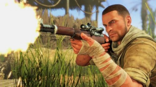 Sniper Elite III: Ultimate Edition é anunciado pela Rebellion