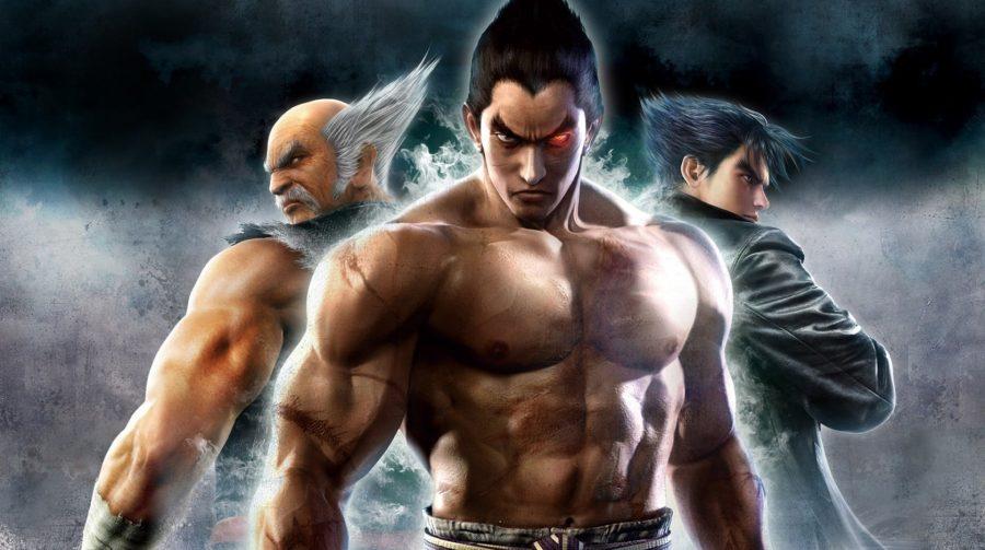Novo personagem e gameplay de Tekken 7