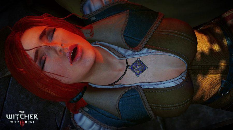 The Witcher 3 tem 16 horas de cenas de sexo gravadas