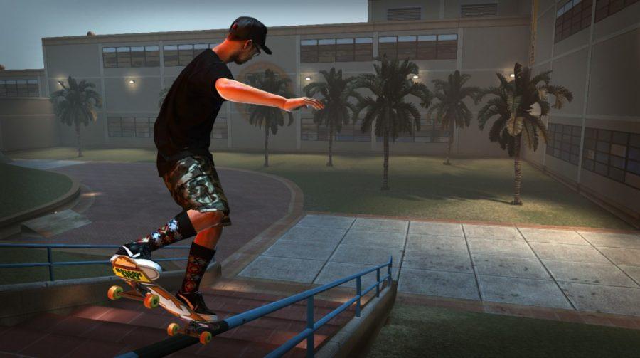 Novo Tony Hawk's Pro Skater vai chegar em 2015