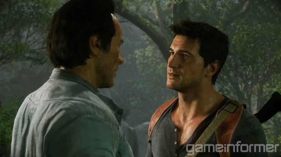 Uncharted 4: A Thief's End tem novas imagens reveladas por revista