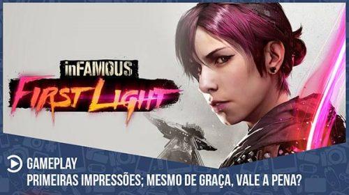 inFAMOUS: First Light: Mesmo de graça, vale a pena?