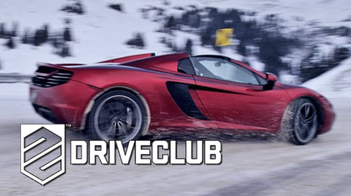 DRIVECLUB - McLaren 12C: Edição de pré-venda