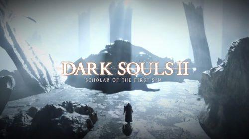 Novo vídeo compara Dark Souls II no PS4 x PS3