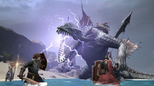 Capcom revela novas imagens de Dragon's Dogma Online