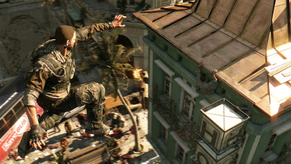 Dying Light Parkour