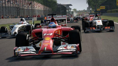 Vazam primeiras imagens de F1 2015 para PS4