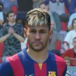 PES 2015 - Neymar