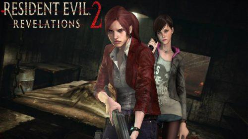 Notas que Resident Evil: Revelations 2 vem recebendo