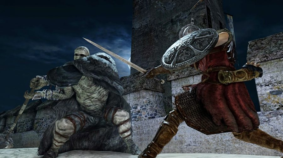 Dark Souls 2: Scholar of the First Sin virá em 1080p no PS4