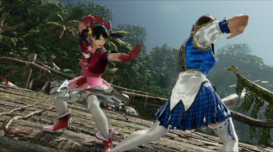 Tekken 7 aparece novamente em vídeo de abertura