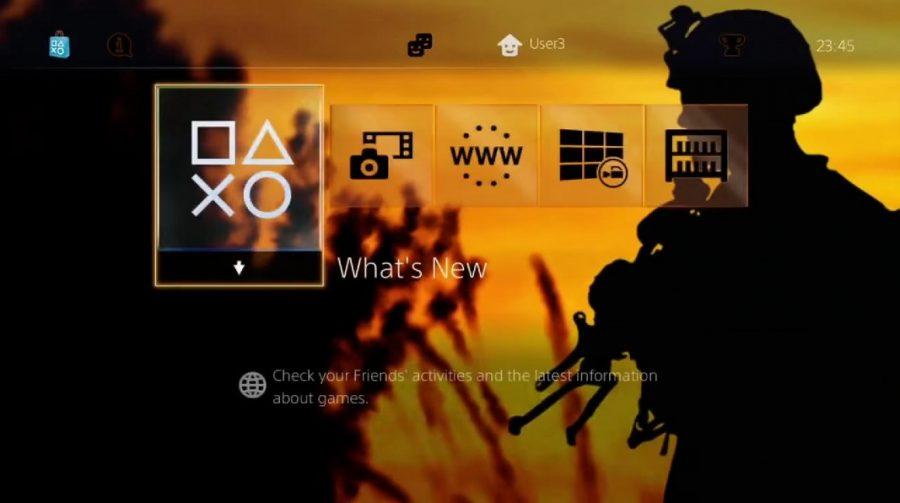 PS4 recebe novos temas dinâmicos (Pagos)
