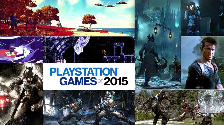 Todos os lançamentos de 2015 - A Grande Lista