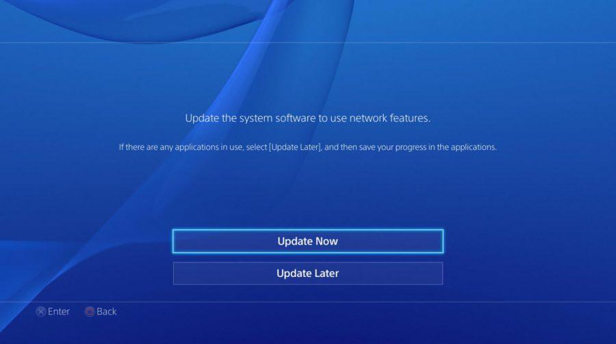 Sony lança update 2.04 para PS4