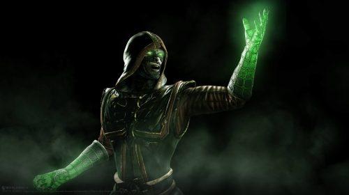 Fatality sanguinário e nojento de Ermac em Mortal Kombat X
