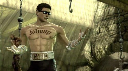 Johnny Cage retorna em Mortal Kombat X