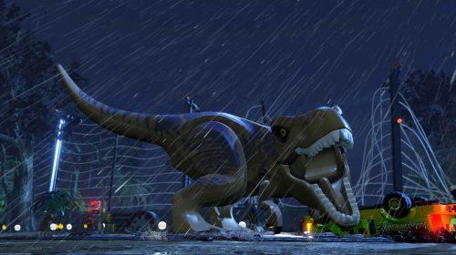 Primeiro trailer de LEGO Jurassic World é revelado