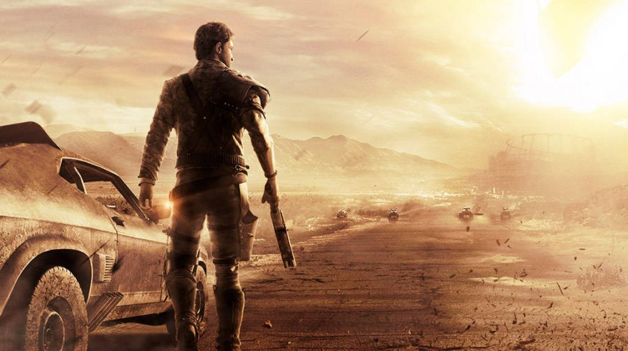 Mad Max recebe data lançamento