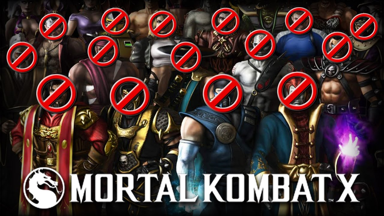 Pictures of Mortal Kombat X Characters Pictures And Names - #rock-cafe