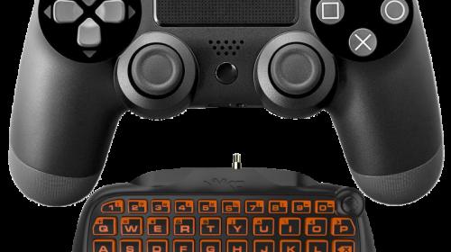 Nyko anuncia preço do Type Pad para DualShock 4
