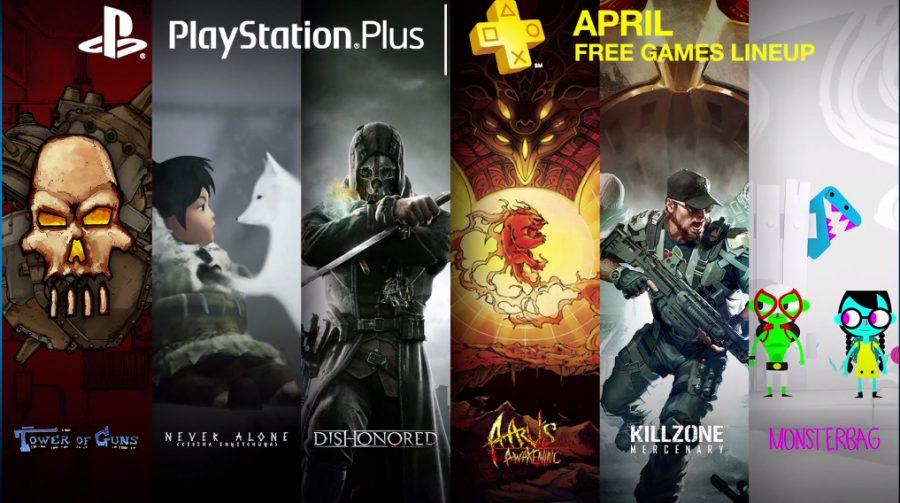 [Oficial] PlayStation Plus Abril de 2015