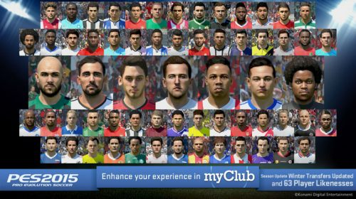 Pro Evolution Soccer 2015: Nova DLC anunciada!