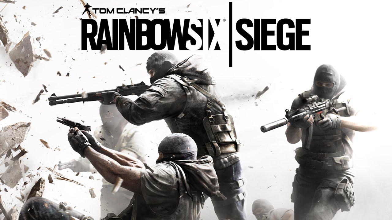 Novas imagens de Rainbow Six: Siege