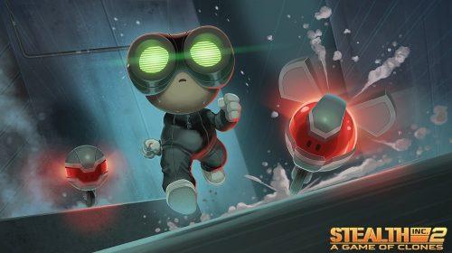 Stealth Inc 2 é anunciado para plataformas PlayStation
