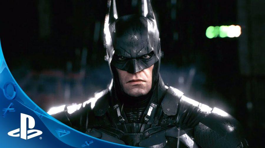 Novo trailer em live-action de Batman: Arkham Knight