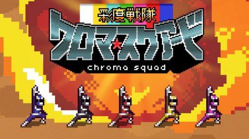 Jogo brasileiro Chroma Squad recebe trailer de lançamento